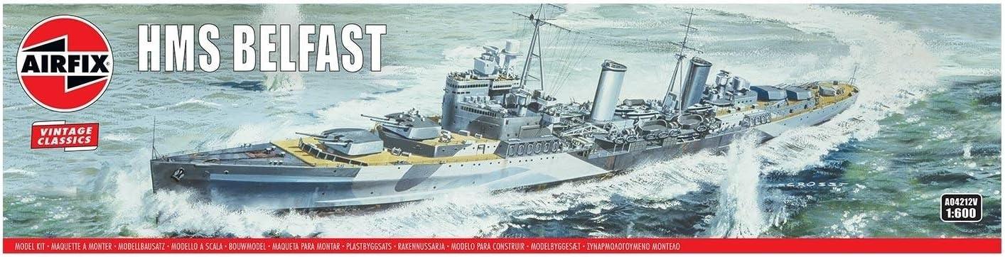 Airfix A04202V HMS Hood Vintage Classics in 1:600