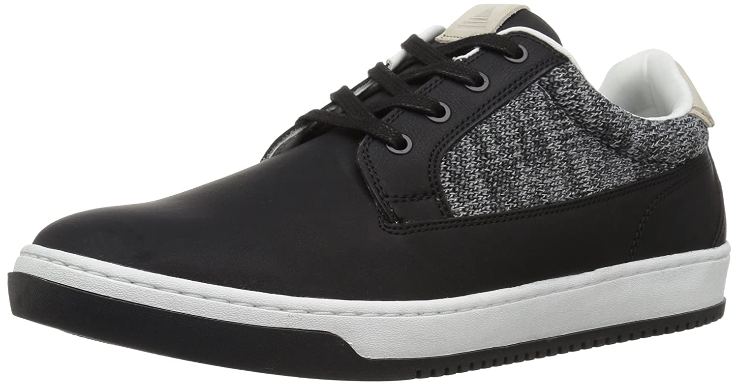 ALDO Men's Hairang Walking Shoe 12 D(M) US|Black Leather