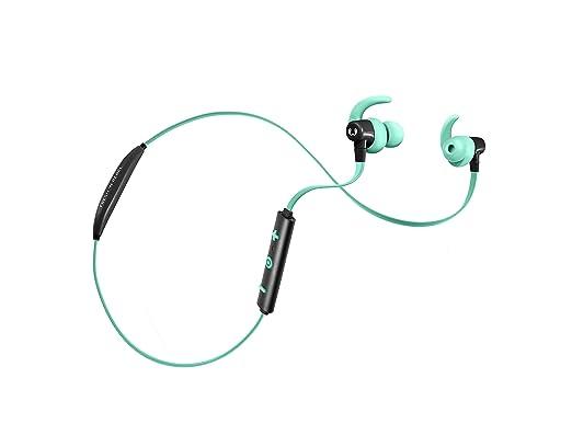 11 opinioni per Fresh 'N Rebel Lace Wireless Sports Earbuds, Auricolari Bluetooth, Verde