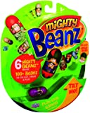 Upper Deck 201766, Mighty Beanz, Set of 6, with Mega Bean and Flyer of all Beanz