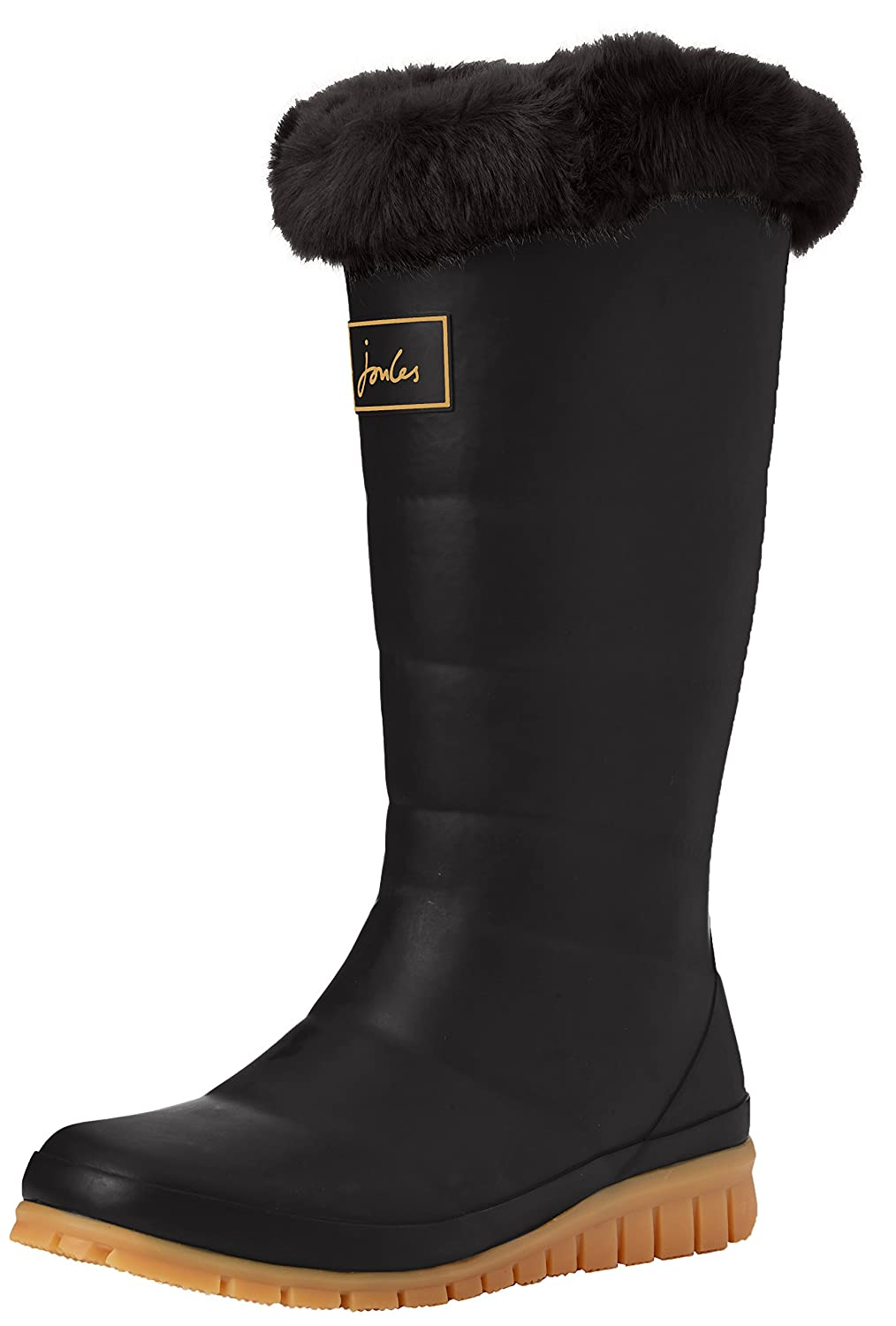 Joules Women's Downton Rain Boot B06XGMM58Y 10 B(M) US|Black