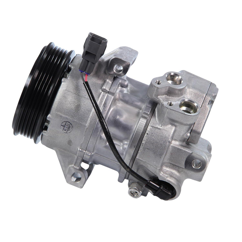 Denso DCP17054 - Compresor De Aire Acondicionado: DENSO: Amazon.es: Coche y moto
