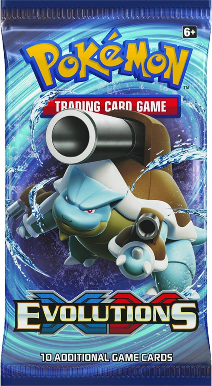 PoKéMoN 14500-s XY # 12 de la evolución Booster Trading Cards (Pack de 10): Amazon.es: Juguetes y juegos