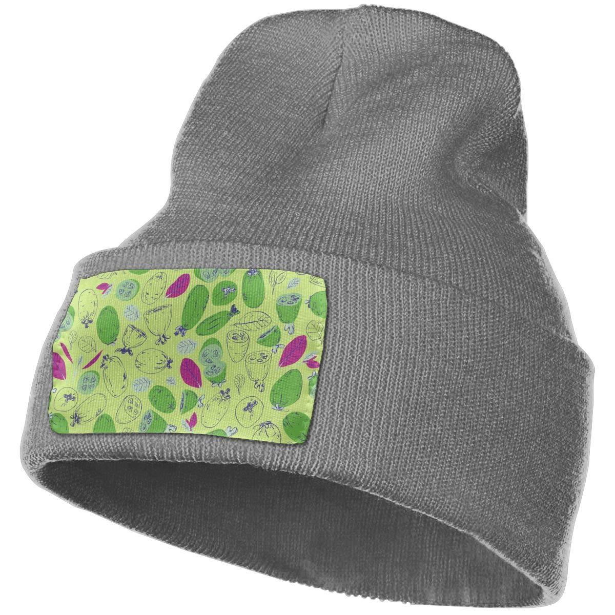 Season Winter Wool Cap Warm Beanies Knitted Hat