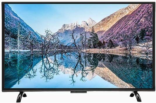 Hakeeta Televisor Curvo de 55 Pulgadas UHD 4K Ultra HD Televisor ...
