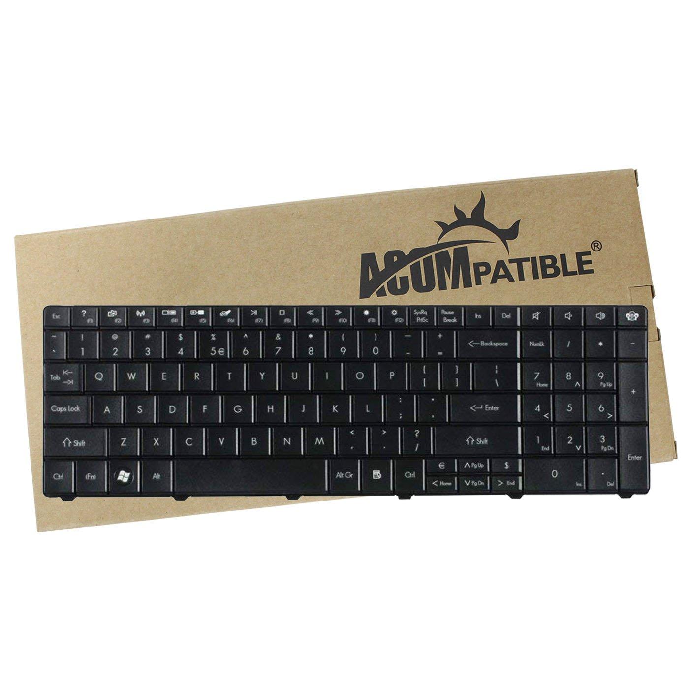 Amazon.com: Teclado para Gateway NE71B NE56R NE51B NE522 ...