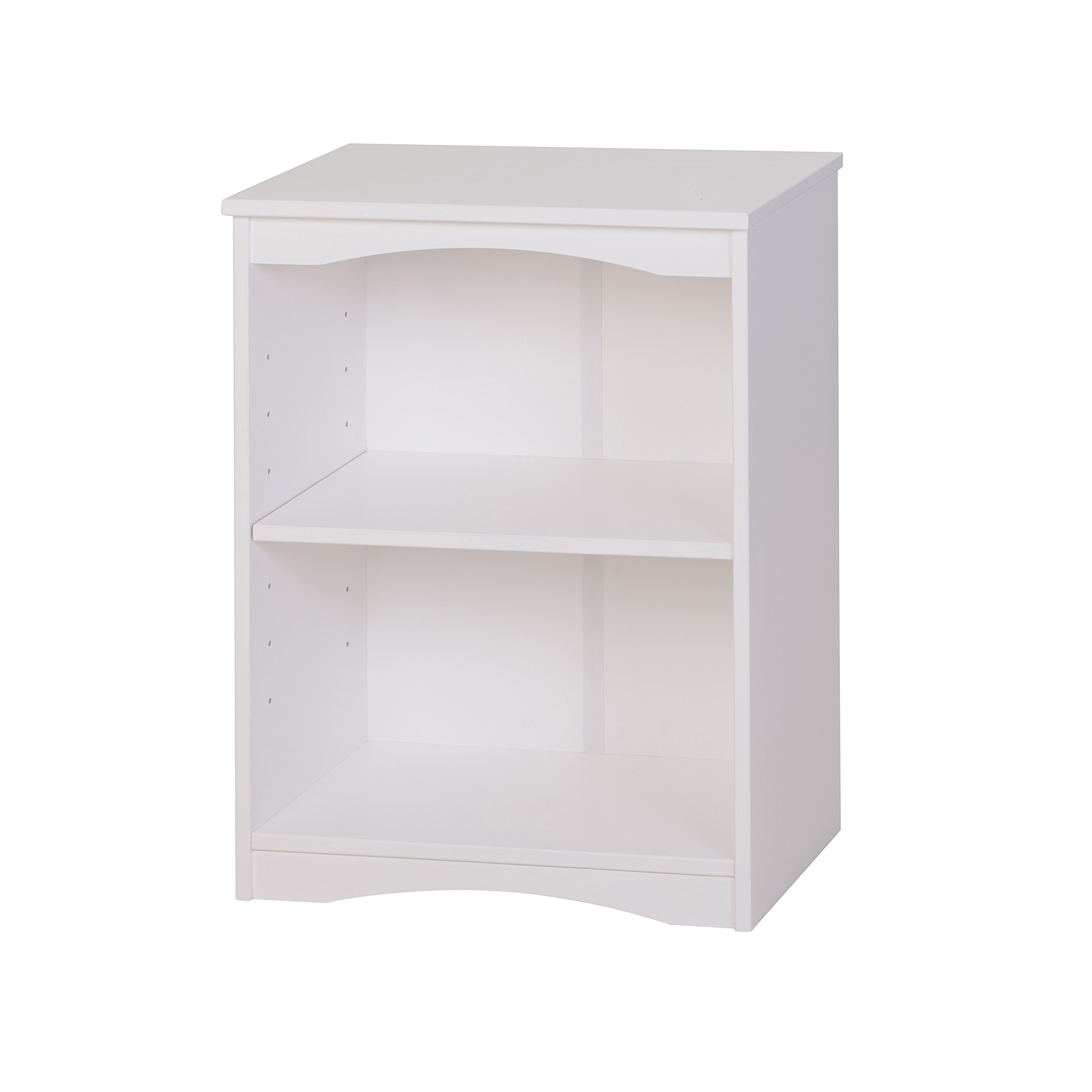 Camaflexi Essentials Wooden Bookcase, 30.5'' H x 23'' W x 12'' D, White