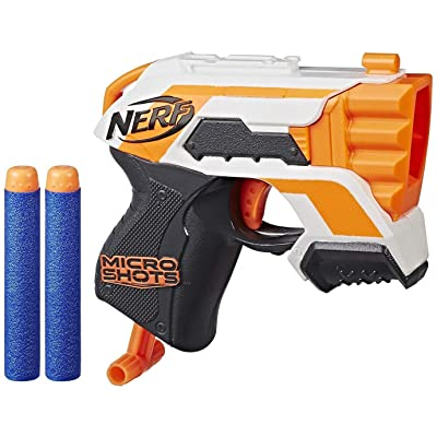 Nerf MicroShots N-Strike Elite Rough Cut 2x4: Toys & Games