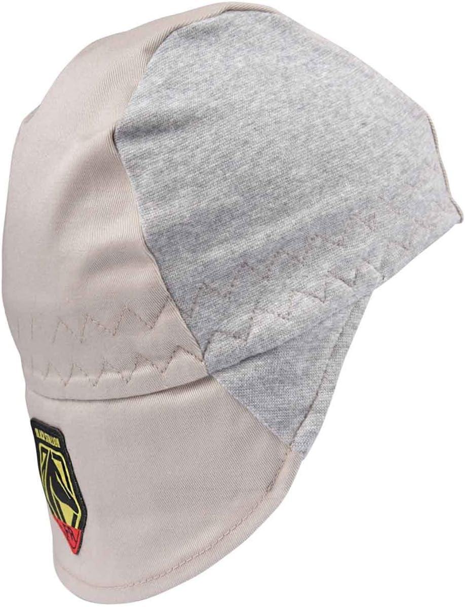 Revco BlackStallion AH1630-GS FR Cotton Welding Cap with Hidden Bill Extension