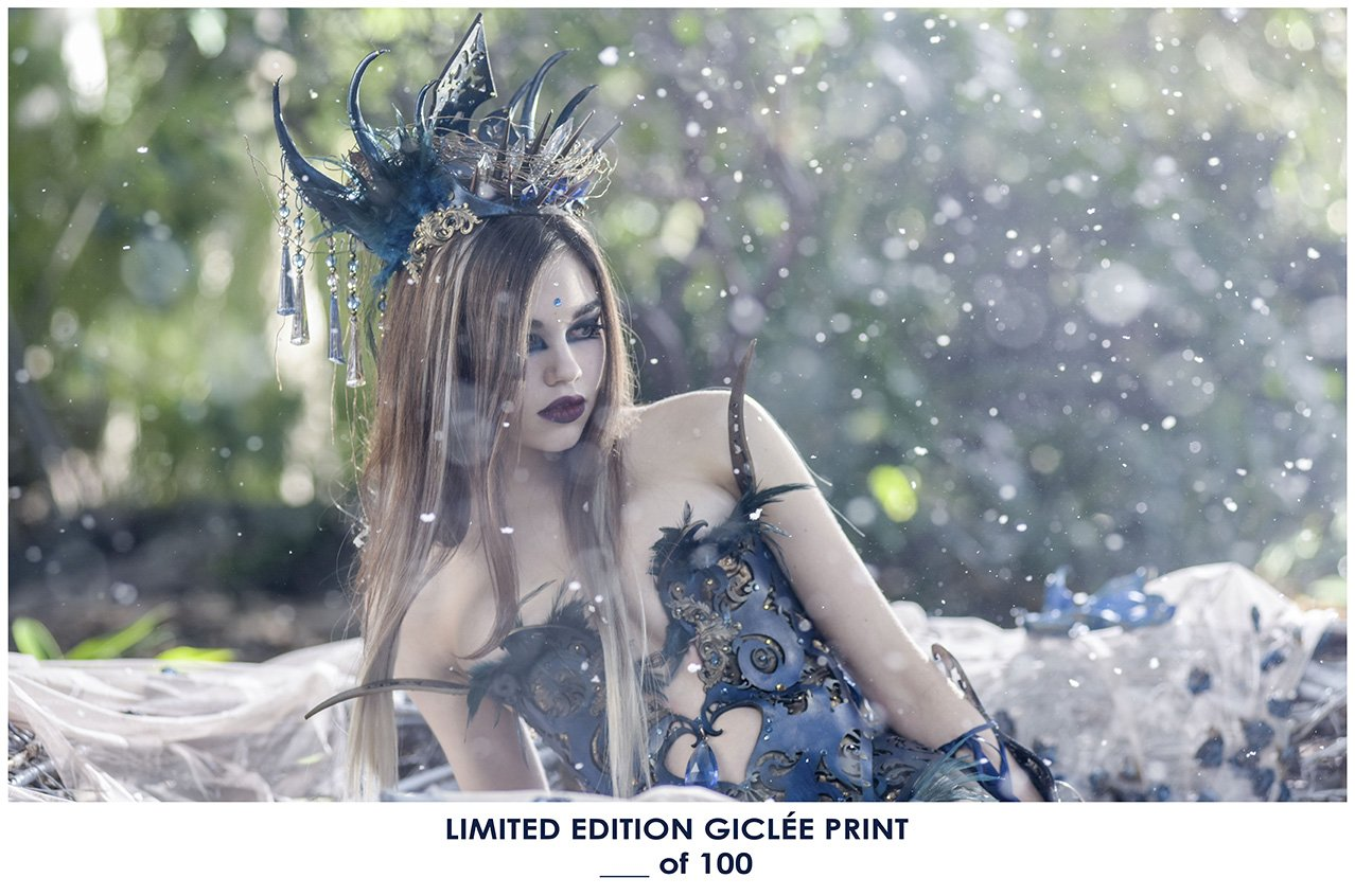 Lost Posters RARE POSTER thick INDIA EISLEY limited 2018 REPRINT #'d/100!! 12x18