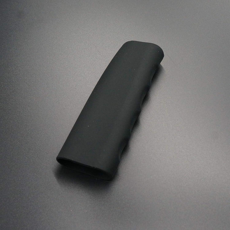 Universal Car Auto Anti Slip Soft Silicone E-Brake Handle Sleeve Cover Hand Parking Brake Cover Boot E-Brake Grip Sleeve Protector