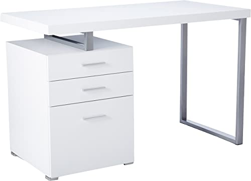 Monarch Specialties Hollow-Core Left or Right Facing Desk