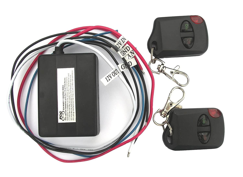 Cheetah 12v Remote Control Switch 2 Keyfobs 6a Max Red 12 Volt Cigarette Lighter Wire Diagram Car Motorbike