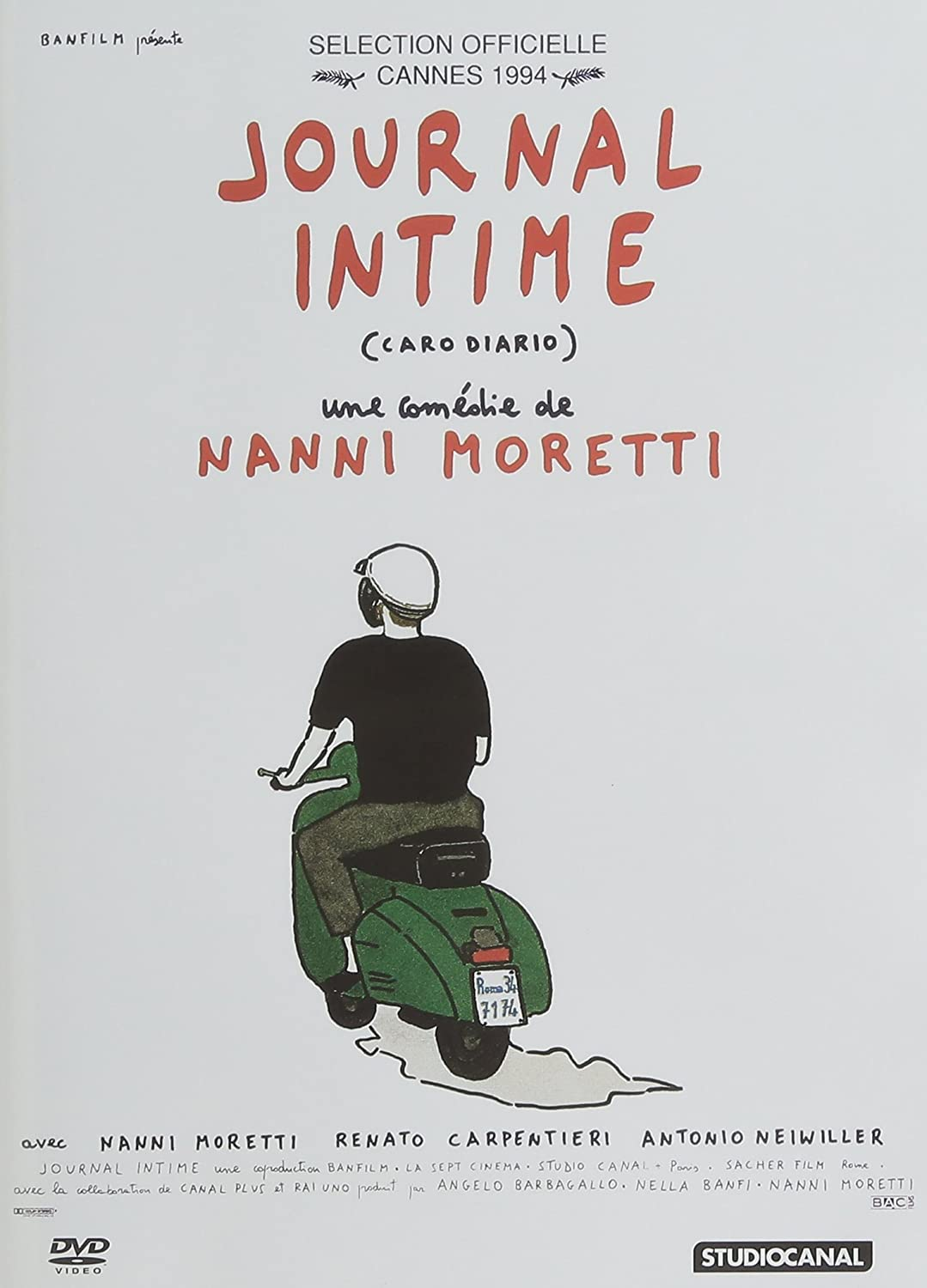 INTIME MORETTI JOURNAL TÉLÉCHARGER NANNI
