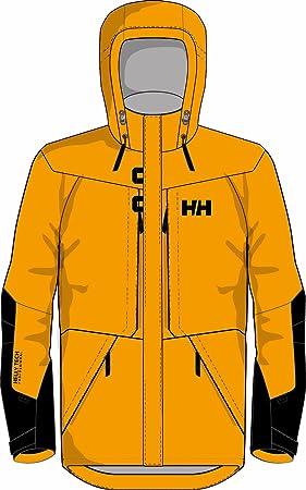 Helly Hansen Expedition Extreme 3L Jacket - Chaqueta, Hombre, Naranja(204 Clementine): Amazon.es: Deportes y aire libre