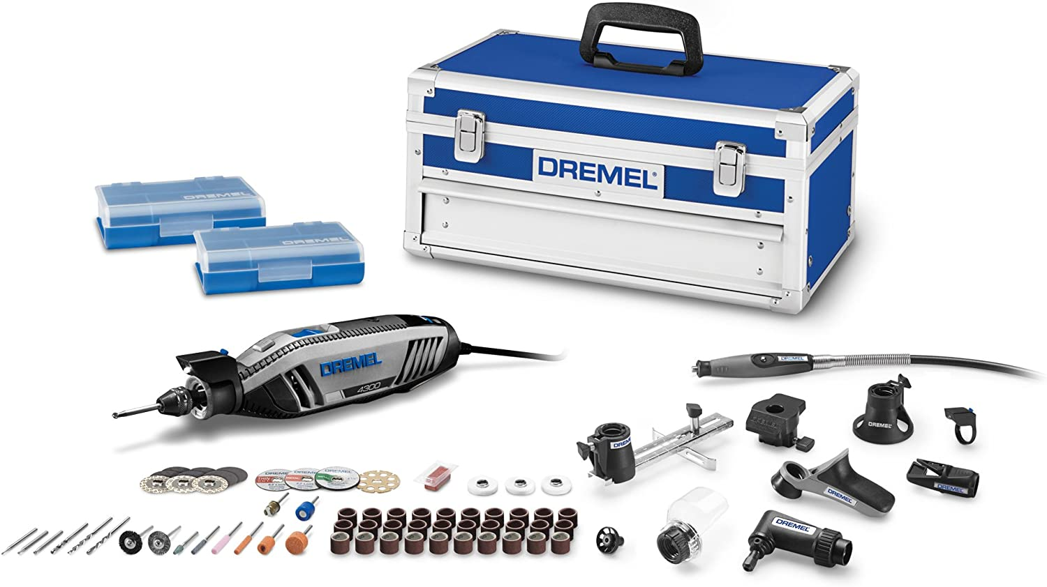 Dremel for wood carving 4300-9/64 Rotary Tool