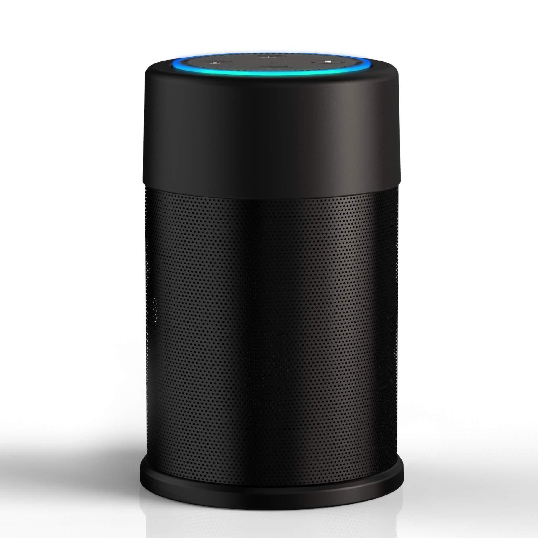 Portable Speaker Dock, i-box Audio Dock for Amazon Alexa Echo Dot (2nd Generation), Wireless 6H Playback, 10W Stereo Sound by i-box