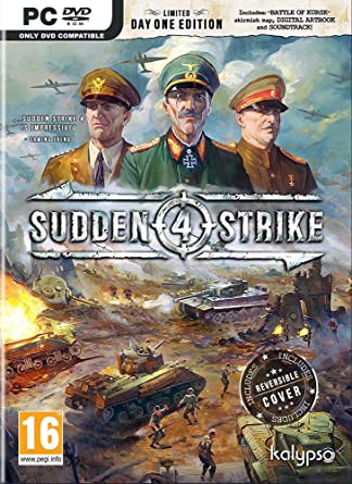 Image result for Sudden Strike 4 cover pc