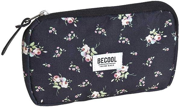 Busquets Estuche Becool Flowers: Amazon.es: Juguetes y juegos