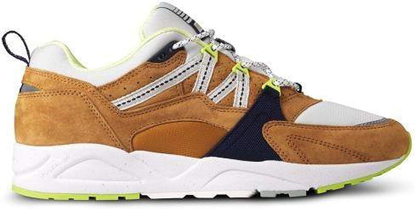 KARHU - Fusion 2.0 - Buckthorn Brown/Blue Flower: Amazon.es: Zapatos y complementos