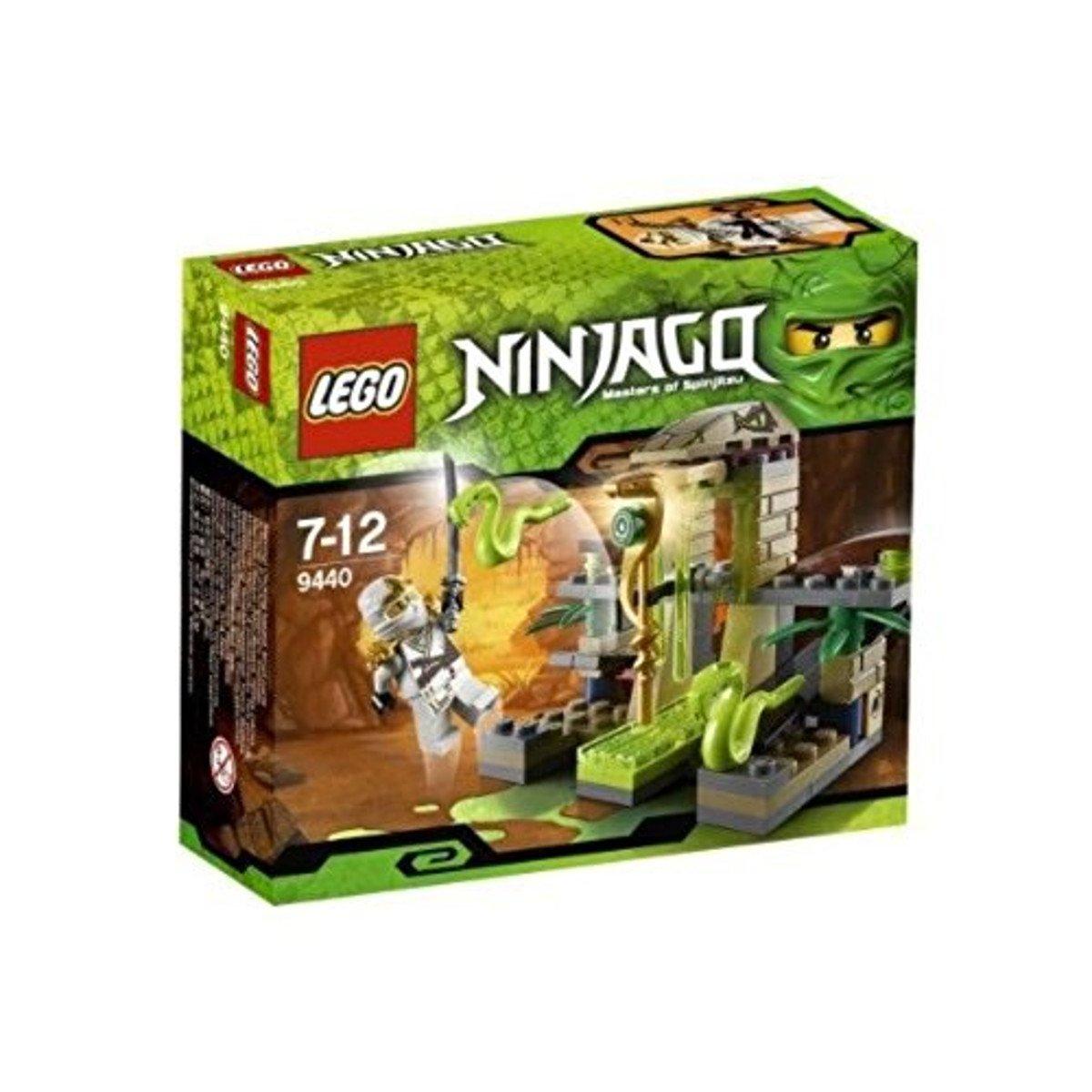 LEGO Ninjago 9440 - El Santuario de Las Serpientes