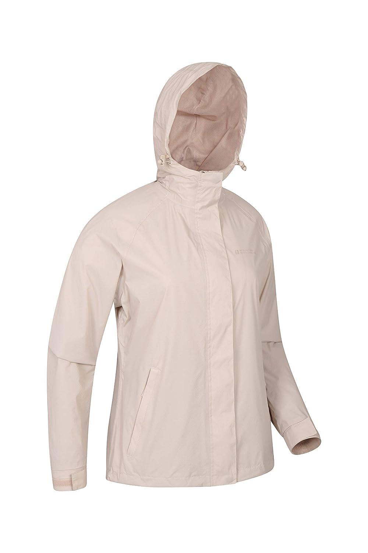 Mountain Warehouse Torrent Womens Waterproof Rain Jacket for Autumn