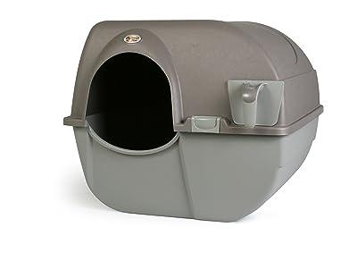 Omega Paw Roll 'n Clean New Litter Box