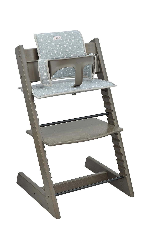 Black Rayo Janabeb/é Cushion for high Chair Stokke Tripp Trapp