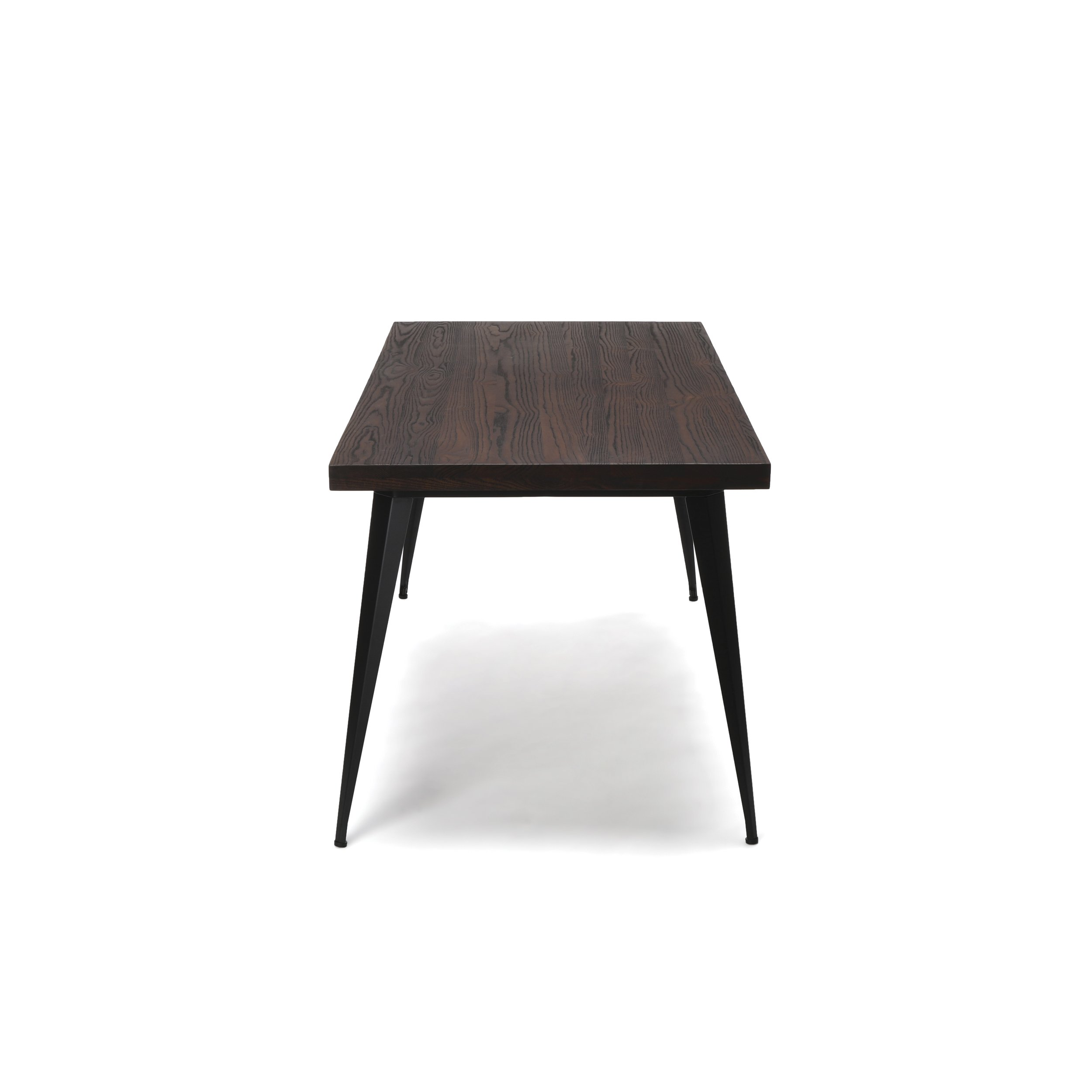 OFM Edge Series 62'' Modern Wood Desk - Walnut by OFM (Image #5)