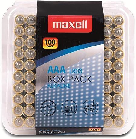Maxell 790410 Alkaline Lr03 Aaa Micro Box Pack Elektronik