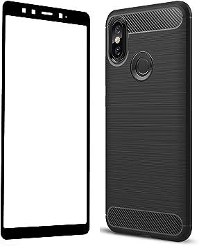 UCMDA Funda Xiaomi Mi A2, Carcasa Xiaomi Mi A2 / Xiaomi Mi 6X con ...