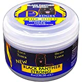 BLACK PANTHER STRONG - Edge and Braid Control POMADE 8 oz. Styling Gel. Great for Curly Hair. Firm Hold for Natural…