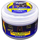BLACK PANTHER STRONG - Edge and Braid Control POMADE 8 oz. Styling Gel. Great for Curly Hair. Firm Hold for Natural Hairstyle
