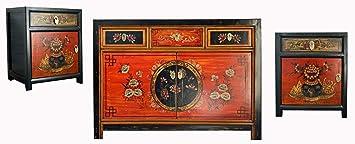 opium outlet Schlafzimmer Kombination chinesische Kommode ...