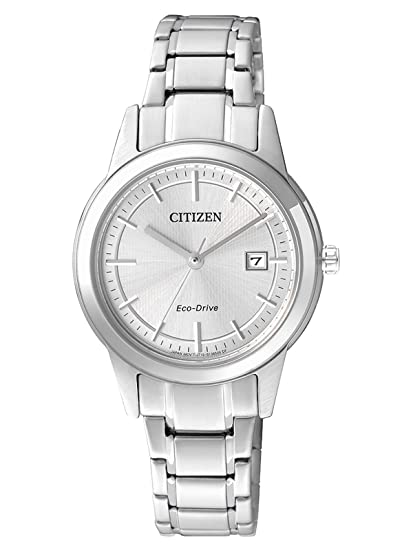 Citizen – Reloj de Pulsera analógico para Mujer (tamaño XS Cuarzo Acero Inoxidable fe1081 –