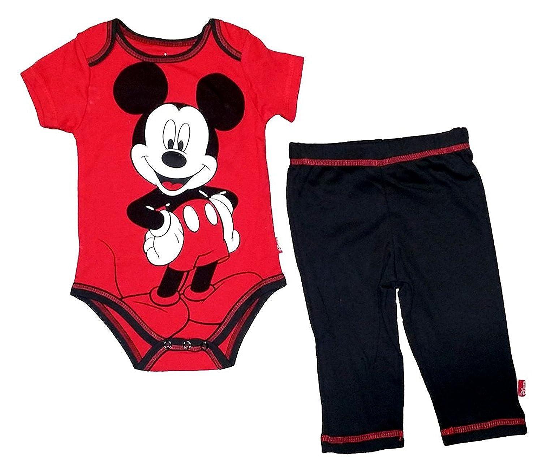 Baby Boy Mickey Mouse infantil enredadera y traje pantalš®n ...