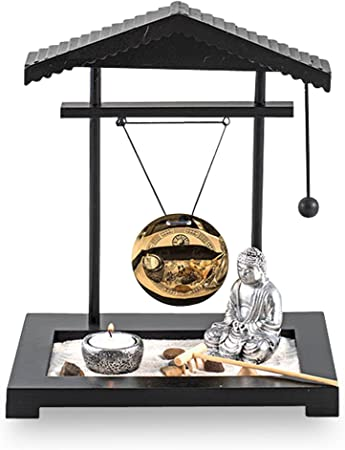 Buddhaset, Buda, Zen-jardín, Novedad: Amazon.es: Hogar