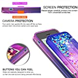 iPhone 5C Case with Tempered Glass Screen Protector