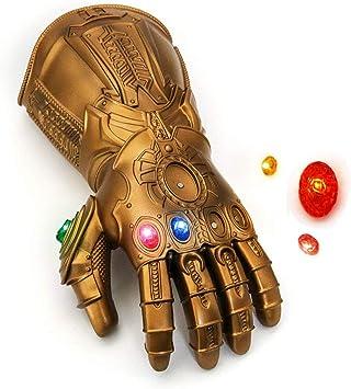 NUWIND Guante de Thanos con Luz Infinity Gauntlet de los ...