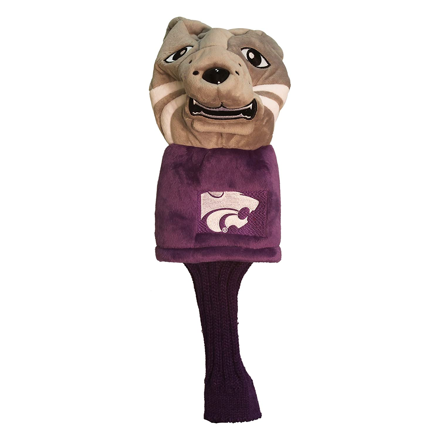 Amazon.com: Team Golf NCAA Mascot Golf Club Headcover, se ...