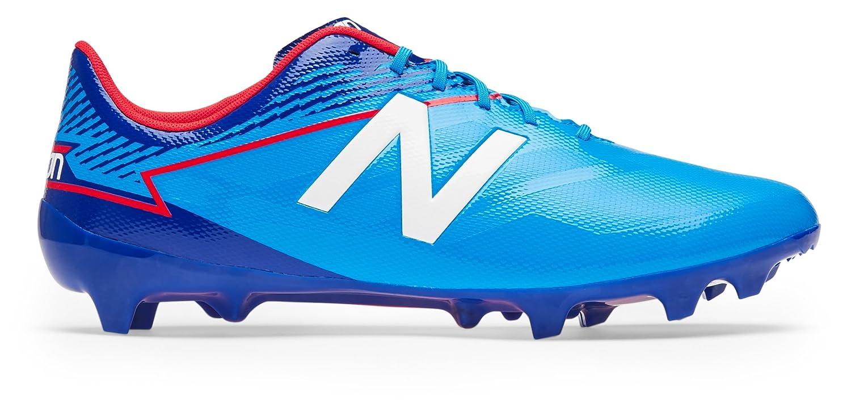 (ニューバランス) New Balance 靴シューズ メンズサッカー Furon 3.0 Dispatch FG Bolt with Royal Blue and Energy Red ボルト ロイヤル ブルー レッド US 12.5 (30.5cm) B07795VYHX
