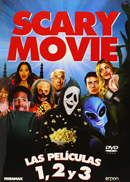 Pack Scary movie [DVD]: Amazon.es: Shawn Wayans, Marlon Wayans, Anna Faris, Regina Hall, Christopher Masterson, David Cross, James Debello, Tim Curry, James Woods, Tori Spelling, Charlie Sheen, Simon Rex, Denise Richards, Leslie