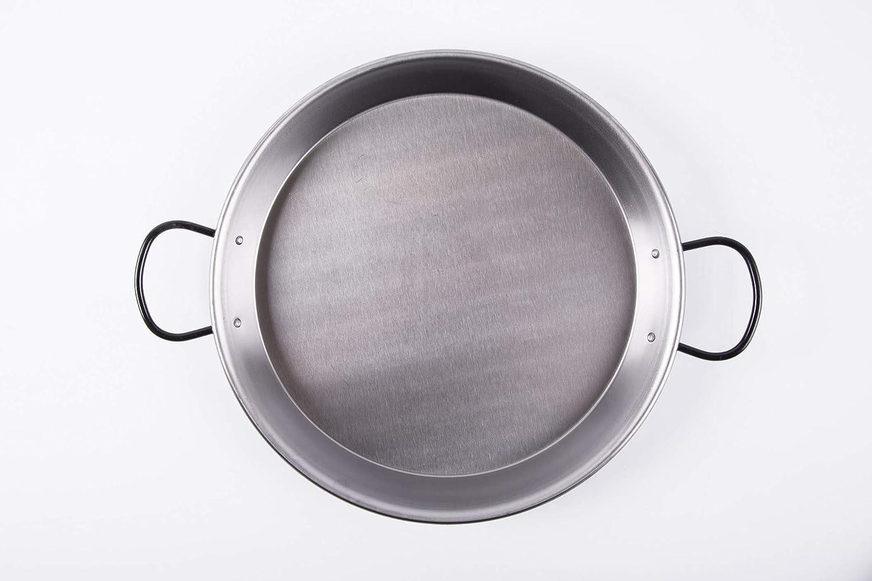 Amazon.com: Belseher Papi 30 - Paellera, acero: Kitchen & Dining