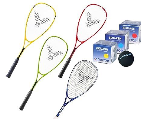 Victor - Set de squash disponible en otros modelos variaten ...