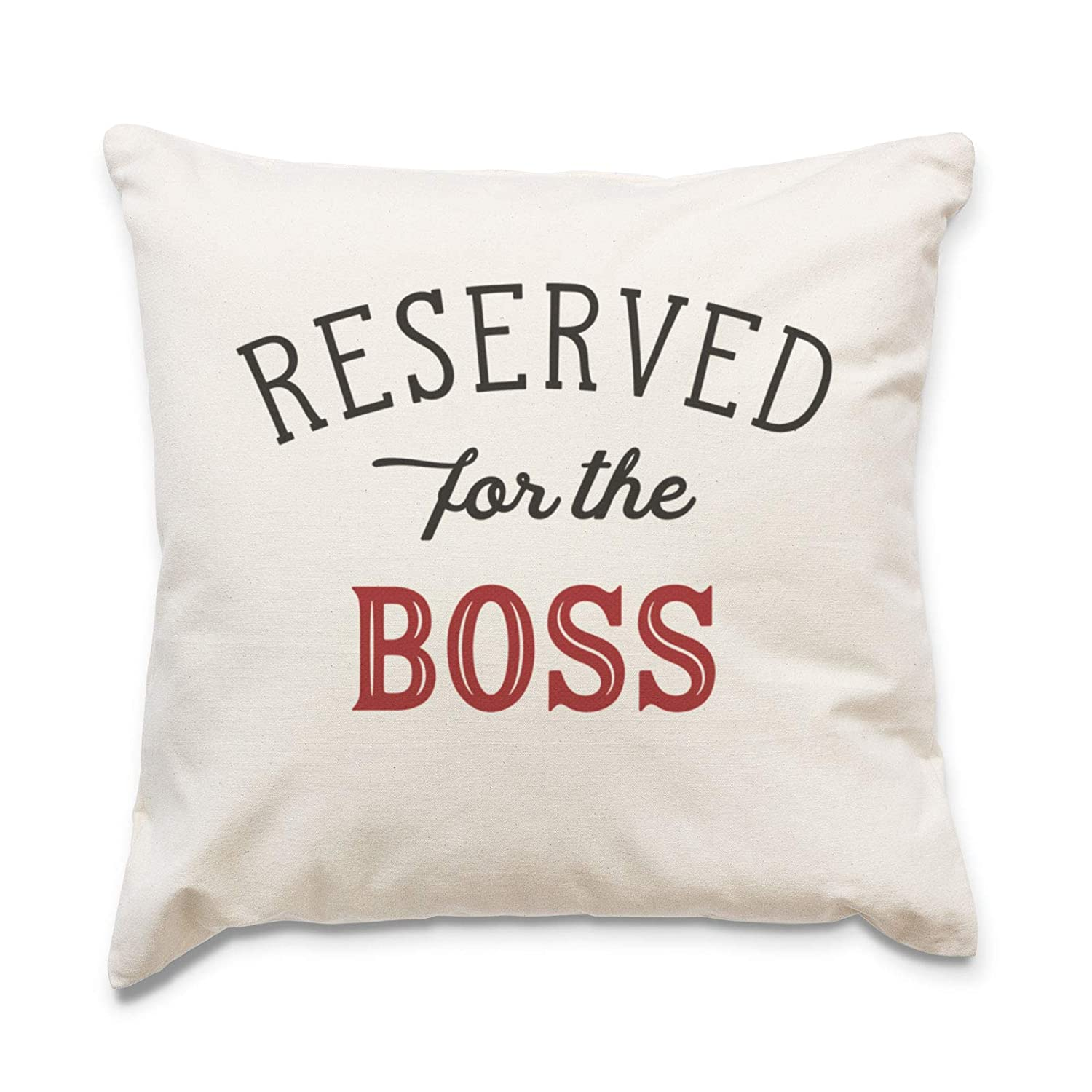Reserved for The BOSS Cushion Cover Gift Present Xmas Birthday New