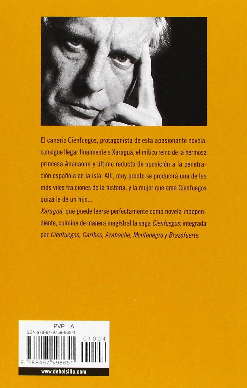 Xaragua: Cienfuegos VI (Bestseller Bibioteca Alberto Vazquz-figueroa) (Spanish Edition)