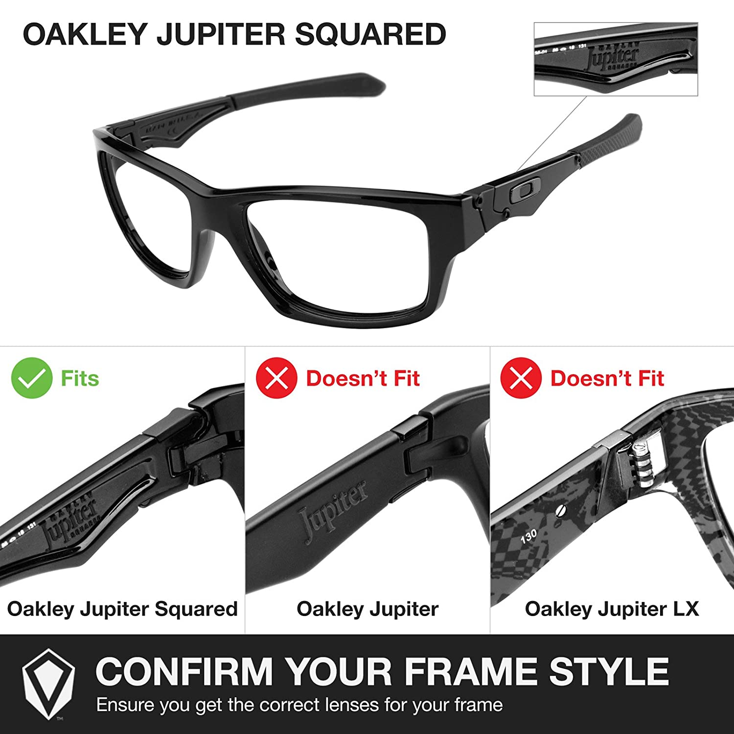 oakley jupiter squared replacement arms