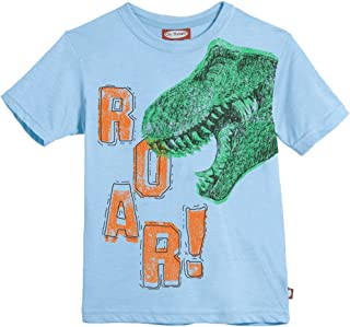 product image for City Threads Big Boys' Roar Tee in Light Blue