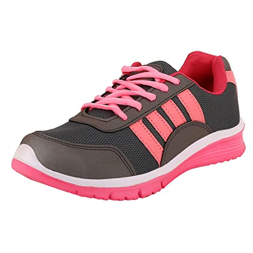 Black Cutielite Sports Running Shoes