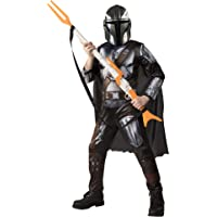 Rubie's Official Disney Star Wars The Mandalorian Kids Costume, Childs Fancy Dress, Size Medium Age 8-10 Years, Height…